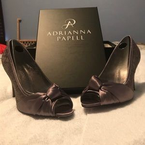 NIB Adrianna Papell size 7.5 Francesca Heels